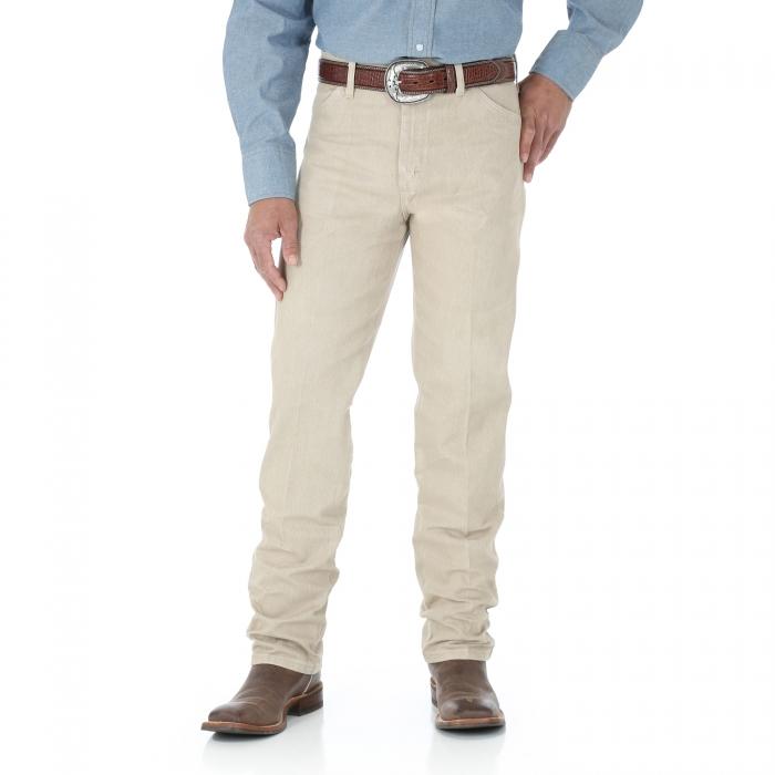 Wrangler Cowboy Cut Original Fit Tan Jeans